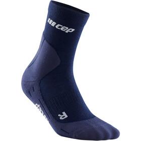 cep cold weather Mid Cut Socks Men, blu